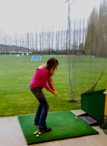 Training - Driving range (1)